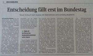 06.08.2016 Schaumburger Nachrichten
