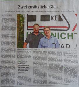 04.08.2016 Pressebericht Schaumburger Nachrichten